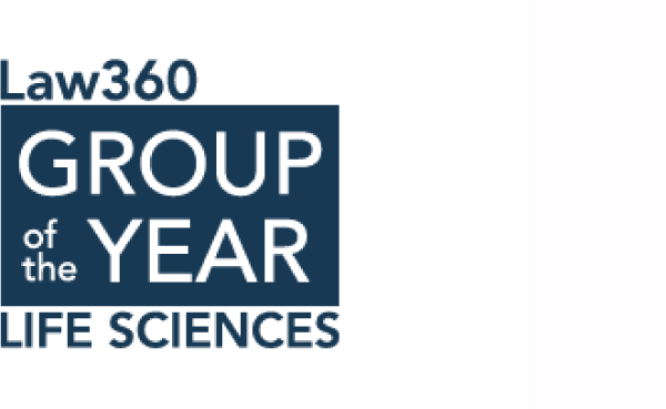 Award firm law360 life sciences