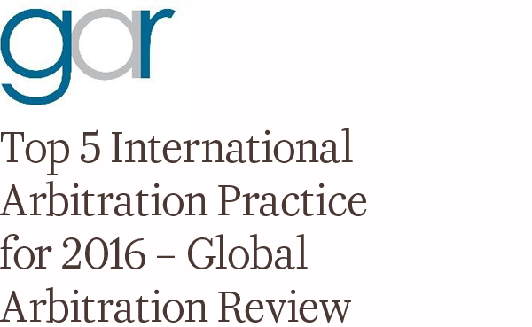 Awards global arbitration review top5b