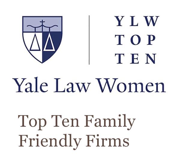 Yale top ten logo